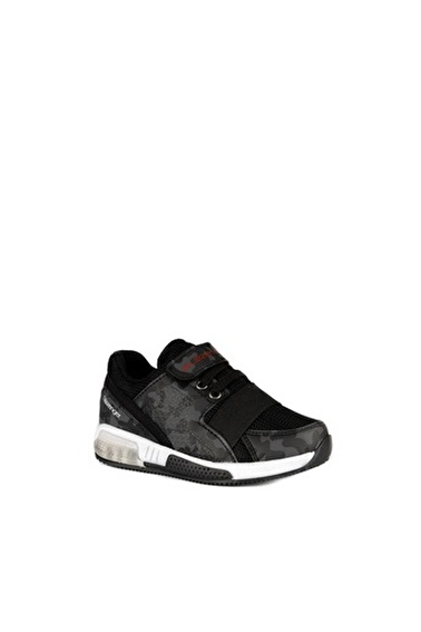 Slazenger Unisex Çocuk ELA Spor Ayakkabı SA10LP070-500X Siyah